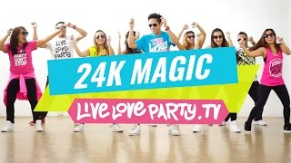 24K Magic | Zumba® | Live Love Party