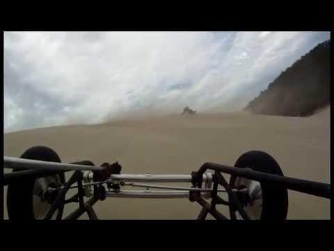 Sand Rail Crash At Florence Dunes