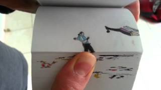 getlinkyoutube.com-Mortal Kombat Flipbook