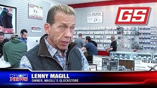 getlinkyoutube.com-KUSI Visits the GlockStore!