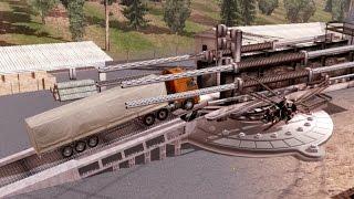 Angry Trucks GO!MOD - ETS 2 - Euro Track Simulator