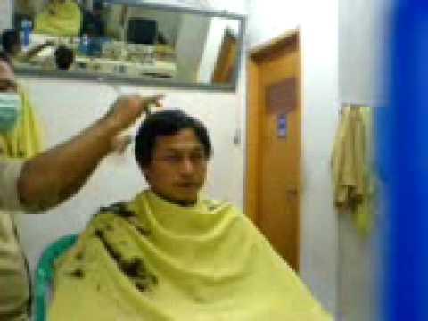Cukur Rambut Hair Cutting