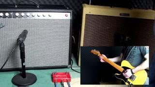 getlinkyoutube.com-Fender Super Sonic 22 vs Fender Blues Deluxe (Clean)