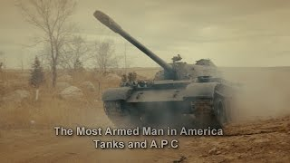 getlinkyoutube.com-The Most Armed Man in America   Armored Vehicles