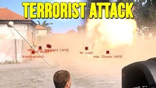 getlinkyoutube.com-TERRORIST ATTACK - Arma III Altis Life