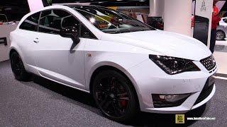 getlinkyoutube.com-2016 Seat Ibiza SC Cupra - Exterior and Interior Walkaround - 2015 Frankfurt Motor Show
