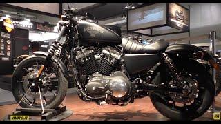 getlinkyoutube.com-Harley-Davidson 2016 ad EICMA