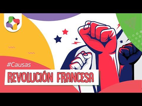 Revolucion Francesa - Causas