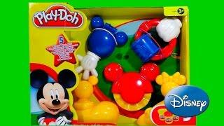 getlinkyoutube.com-Play Doh MOUSKATOOLS A Casa Do Mickey Mouse Clubhouse Disney Junior