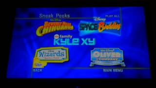 getlinkyoutube.com-Narnia and cheetah Girls dvd menu