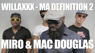 Willaxxx Parodie Niro Et Mac Tyer : Ma Definition 2.0