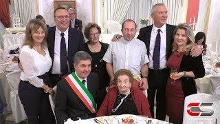 Gioiosa Marea - I primi 100 anni della signora Serafina - www.canalesicilia.it