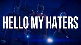 "getlinkyoutube.com-""Hello My Haters"" - Gangsta Instrumental Rap Beat 2016"