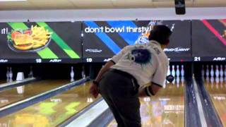 getlinkyoutube.com-DR. RHG's BOWLING PRACTICE Video - Jan.6,2012  = # 007.MOV