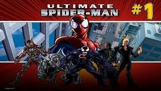 getlinkyoutube.com-Ultimate Spider-Man Walkthrough Part 1 Prologue