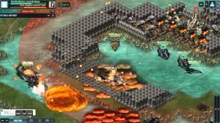INVINCIBLE's base - Battle Pirates