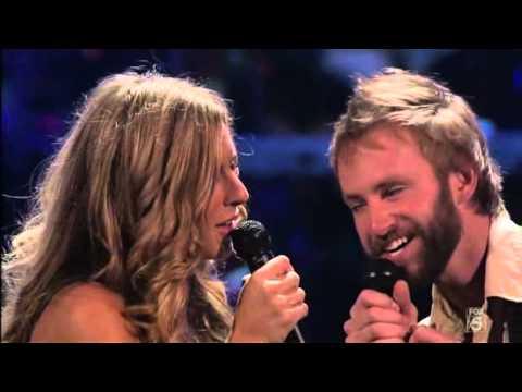 American Idol 2011 - Hollywood Week 4 - Kendra Chantelle Paul McDonald