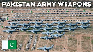Scary! Pakistani Army Weapons | (All Weapons) 2018 width=