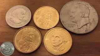 getlinkyoutube.com-Modern One Dollar Coins: Know Your Coins!