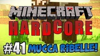 getlinkyoutube.com-Minecraft Hardcore ITA Ep.41 - MUCCA RIBELLE! w/FerreFTW