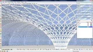 getlinkyoutube.com-SketchUp ETFE modeling