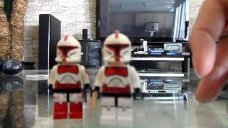 getlinkyoutube.com-How To Make A Custom Lego Shock Trooper Part 2