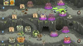 Kingdom Rush Frontiers - Casual - LEVEL 14 - 3 STARS