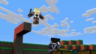 getlinkyoutube.com-GarMau - Good Bye (Garroth & Aphmau) Minecraft Diaries  (Music Video)