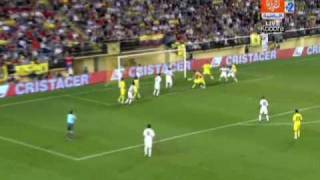 getlinkyoutube.com-H1 Villarreal V s Real Madrid Kooora Com