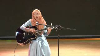 getlinkyoutube.com-Performance by Mimi Nazrina - Youth Symposium 2015
