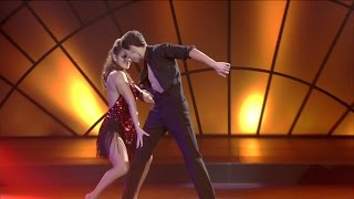 getlinkyoutube.com-Chemistry between Kalila and Delano not seeing on stage - So You Think You Can Dance