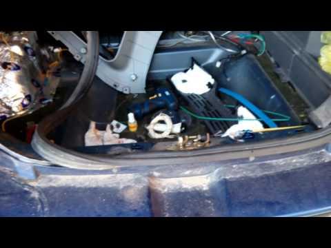 Где находится подшипник передней ступицы в Чере S18D
