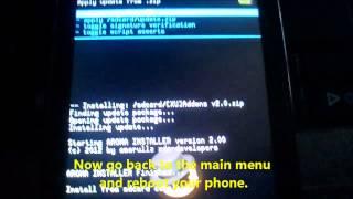 getlinkyoutube.com-[Tutorial] Install custom roms on Xperia U on locked bootloader