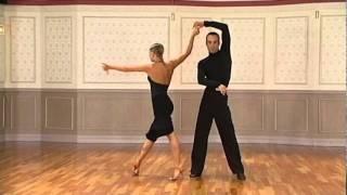 getlinkyoutube.com-Basic Rumba Routine by Franco Formica & Oxana Lebedew