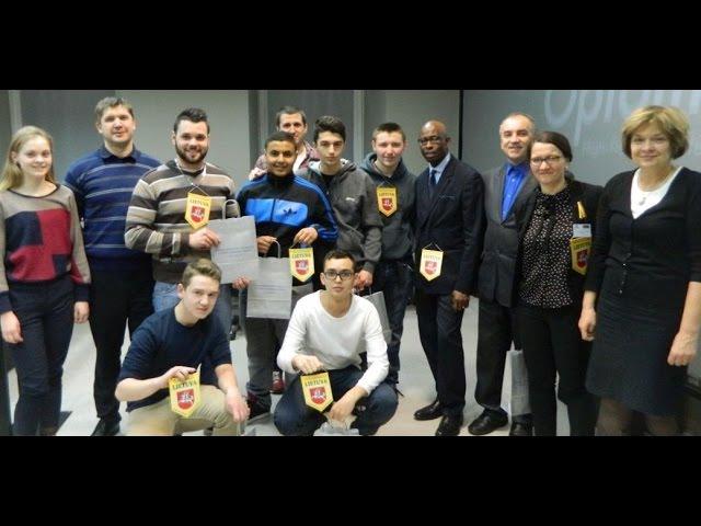 Séjour des Apprentis BAC PRO en Lituanie