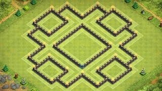 "getlinkyoutube.com-FAMOUS CHIEF PATS TROPHY BASE! | ""TH8 VERSION"" 