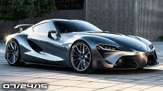 getlinkyoutube.com-2018 Toyota Supra, Lamborghini Urus SV, Subaru WRX STi NR4 - Fast Lane Daily