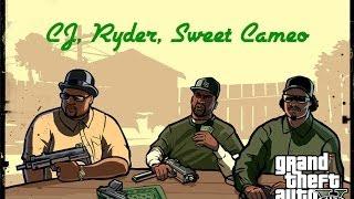 GTA V: CJ, Ryder and Sweet from SA Cameos!