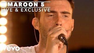 getlinkyoutube.com-Maroon 5 - This Love (VEVO Summer Sets)