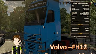 getlinkyoutube.com-Euro Truck Simulator 2 - Prezentare Mod Volvo FH12 | Next Cursa