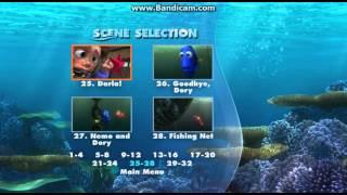 getlinkyoutube.com-Finding Nemo 2012 DVD Menu Walkthrough