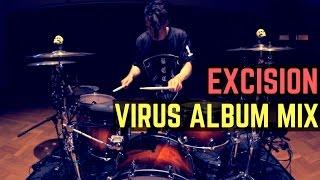 getlinkyoutube.com-Excision - Virus Album Mix - Drum Cover