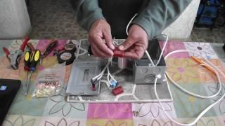getlinkyoutube.com-CONSTRUCCION DE UN AHORRADOR DE ENERGIA ELECTRICA 120 VAC... 2017...parte 1