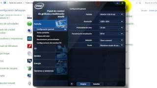 getlinkyoutube.com-[Tutorial] Instalación del driver Intel HD GMA G41 Express