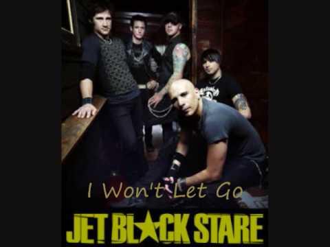 I Wont Let Go de Jet Black Stare Letra y Video