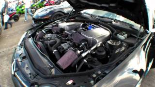 getlinkyoutube.com-1000HP Mercedes SL600s V12-Bi SPEEDRIVEN   Texas Mile