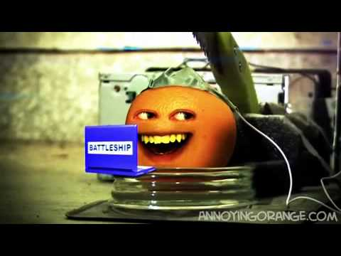 Annoying Orange Saw 2: The Annoying Death Trap