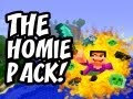 How To Install The Homie Pack! (Minecraft Mod Pack)