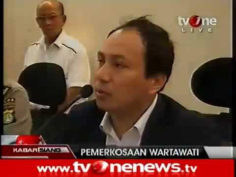 Kejanggalan Kasus Dugaan Perkosaan Wartawati Menurut Polda Metro Jaya