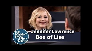 Box of Lies with Jennifer Lawrence width=